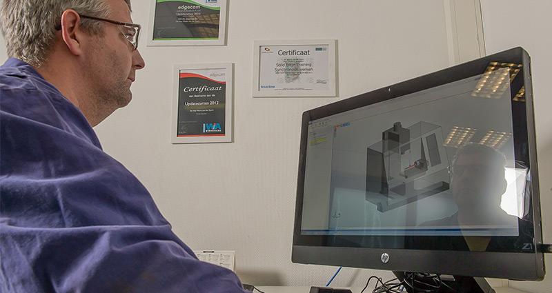 CAD CAM solutions Machine factory