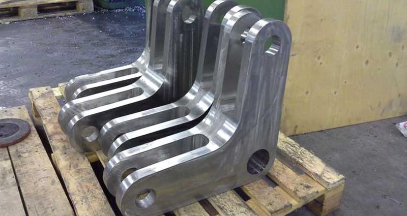 Machinefabriek onderdelen