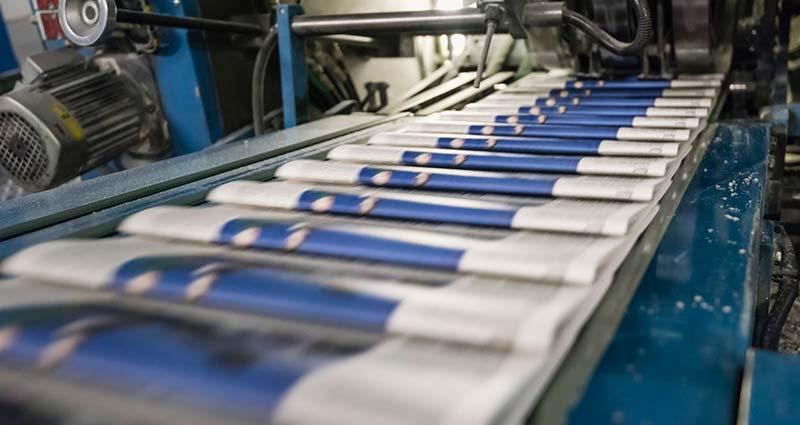 Drukerijen Machinefabriek