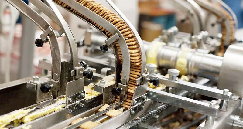 Food processing machinefabriek
