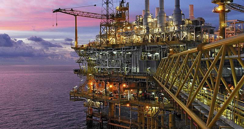 Machinefabriek oplossingen voor Olie gas industrie